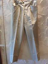 (SALE 40%OFF) A GOODTIME PRODUCTION/WESTERN PANTS  KHAKI