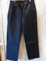 ☆SALE 54%OFF☆ NIX MFG/BACKSIDE TROUSER BLACK