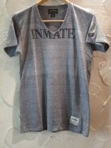 ☆SALE 50%OFF☆ SEVENTY FOUR/V NECK T  GRAY