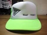 Feel FORCE/ONE&ONLY MESH CAP NEON  GREEN