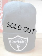COREFIGHTER/CFMPD WATCH CAP  BLACK