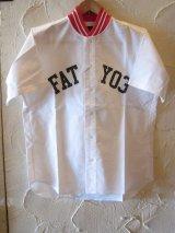 (SALE 40%OFF) FAT/LEAGUE  WHITE