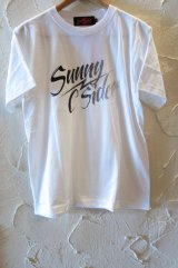 (SALE 40%OFF) SUNNY C SIDER/T.BOLT WHITE