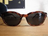 INTERFACE/SUNGLASS  TURTOISExBLACK