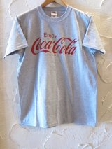 FRUIT OF THE LOOM/COLA COLA T  GRAY