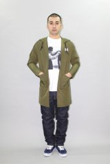 INTERFACE/ARMY PONCHO  OLIVE