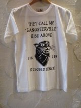 GANGSTERVILLE(ギャングスタービル)/RISE ABOVE T  WHITE