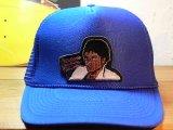 MICHAEL JACKSON/MESH CAP THRILLER  ROYAL