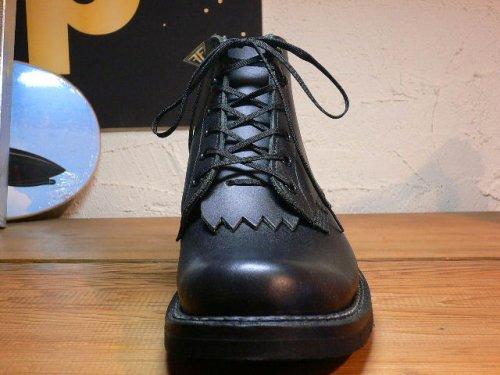 他の写真2: WHITES BOOTS/SEMI DRESS withFALSE TONGUN  BLACK