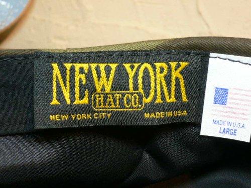 他の写真3: (SALE 30%OFF)NEWYORK HAT/HANCHING  WOODLAND