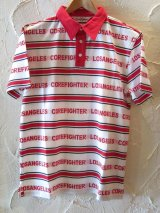 (SALE 40%OFF) COREFIGHTER/LETTER BORDER UNIFORM WHITE