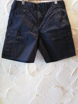 ☆SALE 40%OFF☆ STEAM AND THREAD/MILITARY SHORTS  NAVY