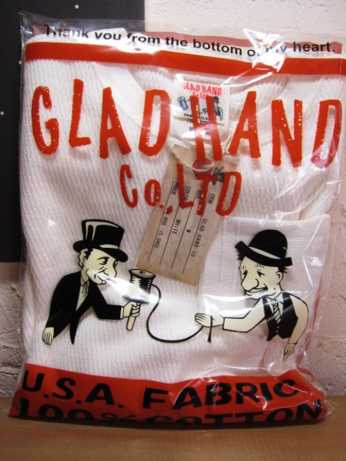 他の写真3: GLAD HAND(グラッドハンド)/STARNDARD WAFFLE L/S T-SHIRTS  WHITE