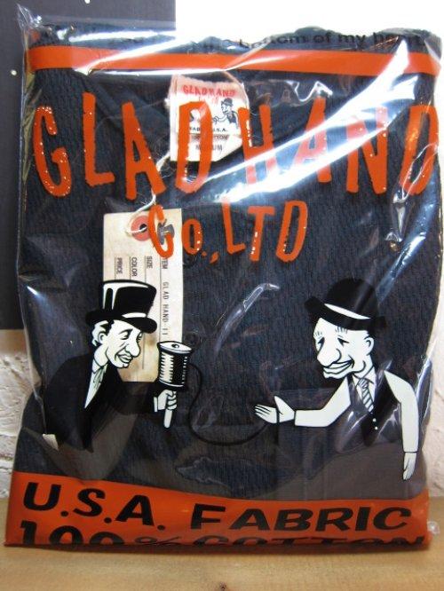 他の写真3: GLAD HAND(グラッドハンド)/STANDARD WAFFLE HENRY L/S T  BLACK