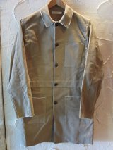 ☆SALE 50%OFF☆ STEAM AND THREAD/SHOP COAT FLANNEL  BEIGE