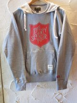 ☆SALE 50%OFF☆ SEVENTY FOUR/PULLOVER SWEAT HOODY  GRAY