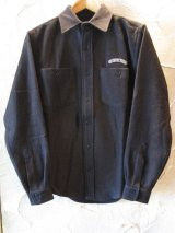 ☆SALE 50%OFF☆ SEVENTY FOUR/WOOL SHIRTS L/S  BROWN