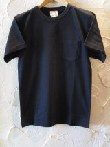 GLAD HAND(グラッドハンド)/STANDARD POCKET T-SHIRTS  BLACK