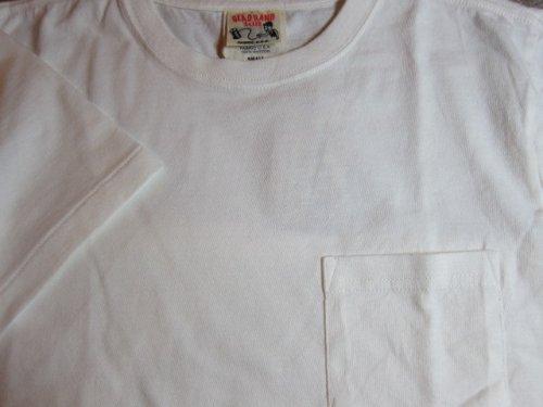 他の写真2: GLAD HAND(グラッドハンド)/STANDARD POCKET T-SHIRTS  WHITE