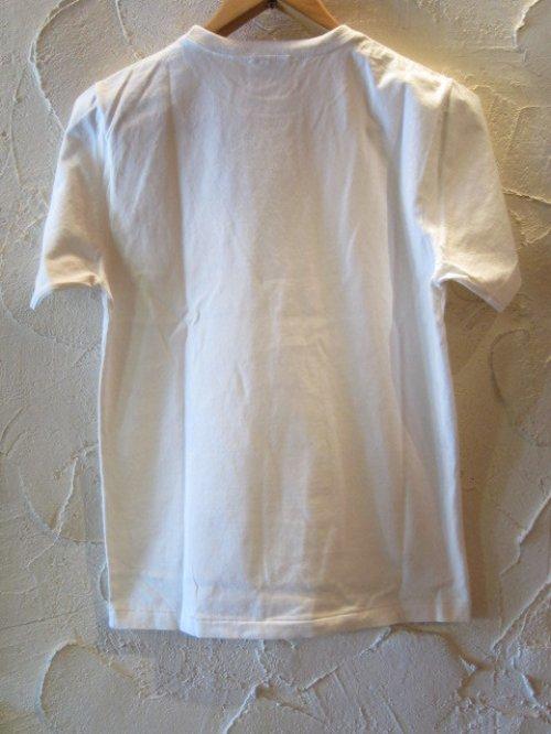 他の写真1: GLAD HAND(グラッドハンド)/STANDARD POCKET T-SHIRTS  WHITE