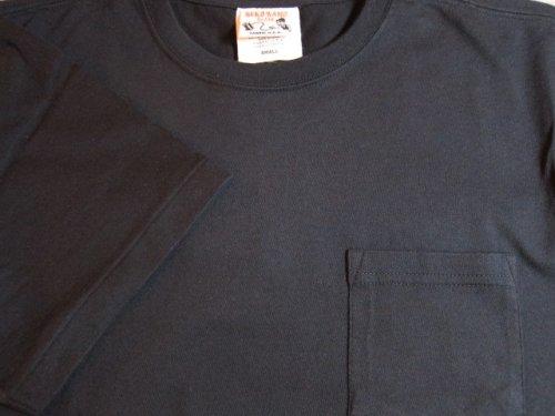 他の写真2: GLAD HAND(グラッドハンド)/STANDARD POCKET T-SHIRTS  BLACK