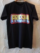 (SALE 50%OFF) JOY RICH/FRESH TEE  BLACK