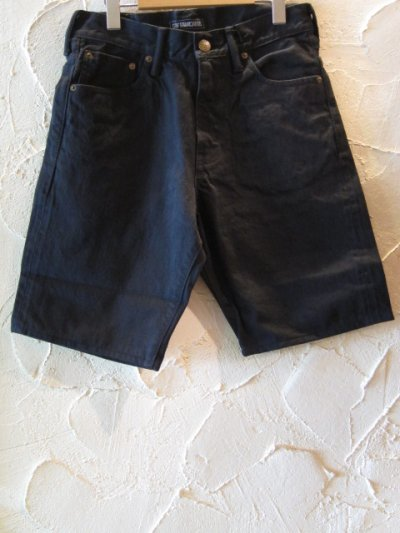 画像1: (SALE35%OFF) SOFTMACHINE/LIFE SHORTS  BLK DENIM