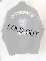 INTERFACE/JOKER STADIUM JKT  BLACK