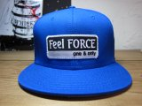 Feel FORCE/ONE&ONLY SNAPBACK  ROYAL