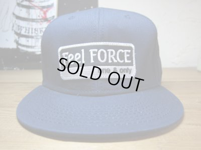 画像1: Feel FORCE/ONE&ONLY SNAPBACK  NAVY