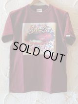 INTERFACExFeelFORCE/CANDY S/S TEE  BURGUNDY