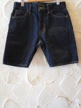SOFTMACHINE/LIFE SHORTS  DENIM