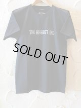 THE HIGHEST END/SWALLOW T  BLACK
