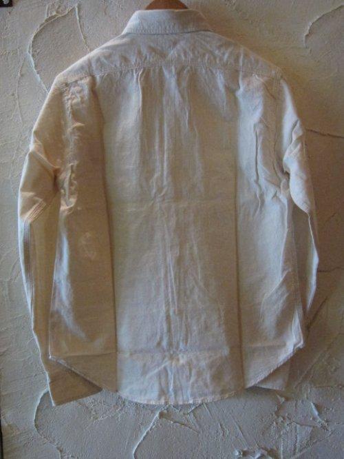 他の写真1: SUGAR CANE/WHITE CHAMBRAY L/S WORK SHIRTS WHITE(OFF) SC25678A