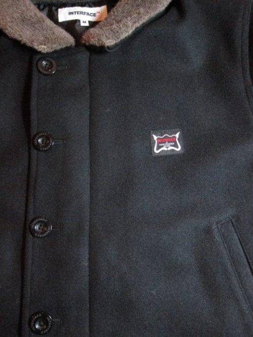 他の写真2: INTERFACE/MELTON N-1 JKT  BLACK