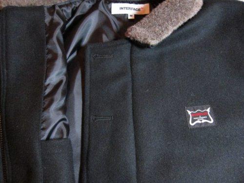 他の写真3: INTERFACE/MELTON N-1 JKT  BLACK