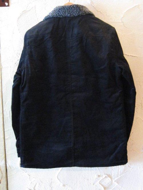 他の写真1: SUGAR CANE/CORDUROY RANCH COAT  BLACK