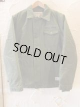 THE HIGHEST END/A-2 DECK JKT  OLIVE