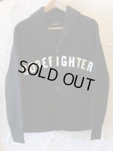 COREFIGHTER/MEMBER COAT  BLACK