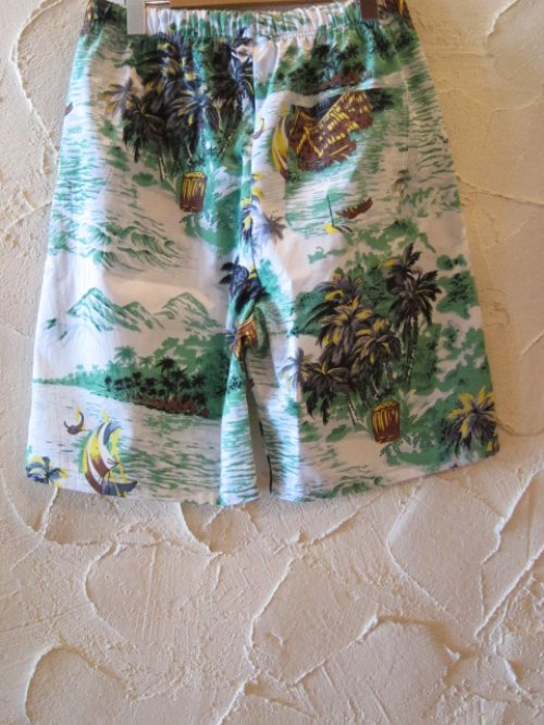 他の写真2: (SALE 25%OFF)COREFIGHTER/KAMEHAME SHORTS  GREEN