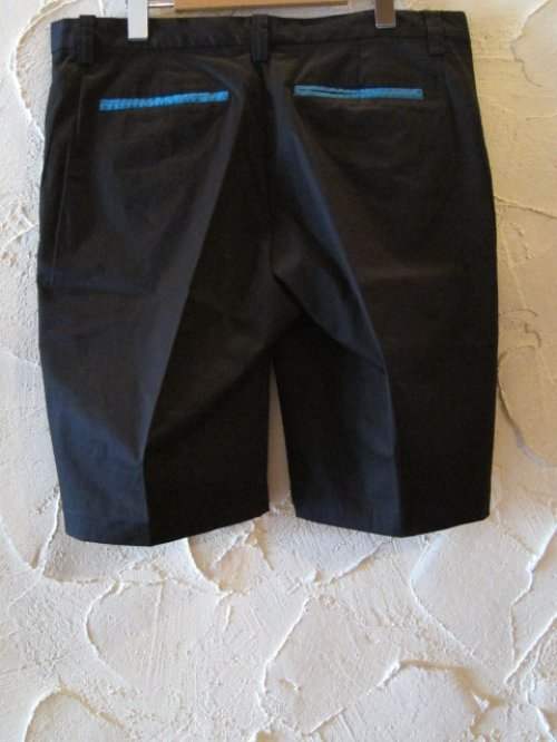 他の写真1: (SALE 40%OFF) VELVET GLOVE/REMAKE PIPING CROPPED PANTS  BLACK