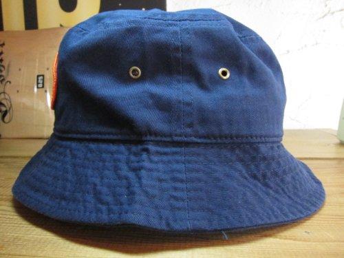 他の写真1: POINTER/WASHED BUCKET HAT WAPPEN  NAVY