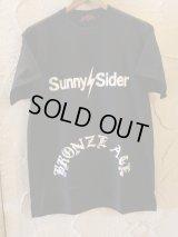 SUNNY C SIDER/BRONZE AGE DIE T  BLACK