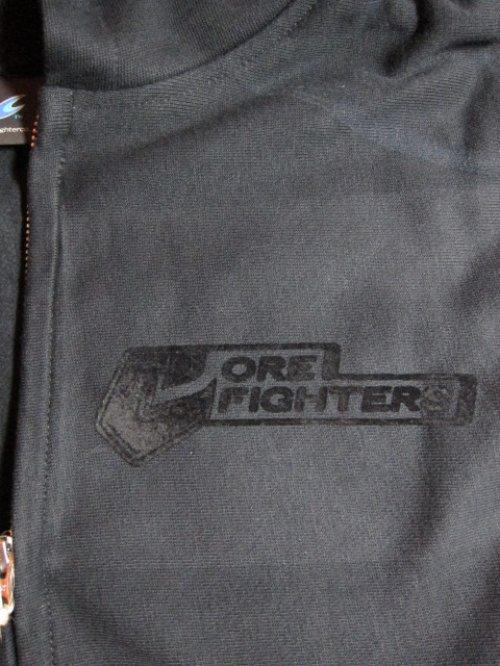 他の写真3: COREFIGHTER/RUFF RYDERS C MARK ZIP UP HOODY  BLACK