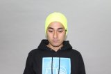 (SALE40%OFF)INTERFACE/BEANIE CAP  YELLOW