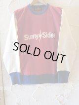SUNNY C SIDER/TRICO SWEAT  REDxBLUExWHT(A)