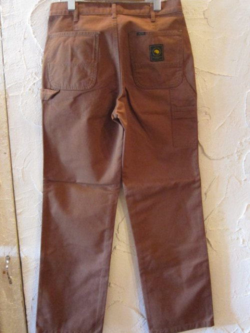 他の写真3: (SALE 30%OFF) RATS/PAINTER PANTS  BROWN
