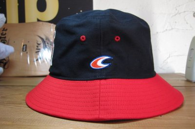 画像2: COREFIGHTER/CLIP #11 TEAM HAT  BLACKxRED