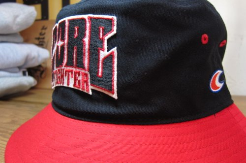 他の写真3: COREFIGHTER/CLIP #11 TEAM HAT  BLACKxRED