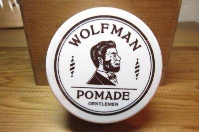 画像1: WOLFMAN BARBER SHOP/POMADE GENTLEMEN